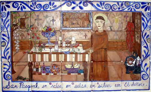 San Pasqual Tile Mural