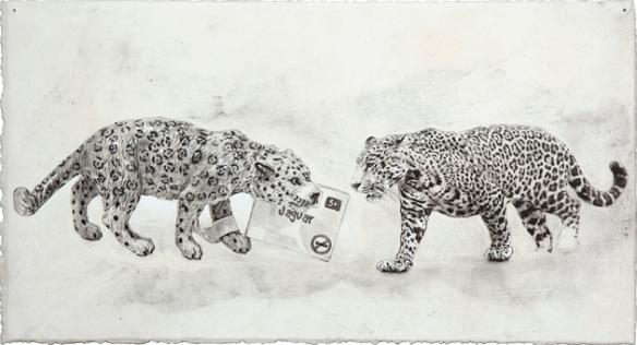 Carolyn Lavender, Jaguar - Jaguar